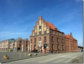 Giebelhaus am alten Hafen