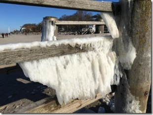Eis am Stiel, ähh Strand