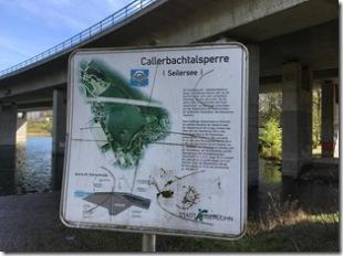 Callerbachtalsperre