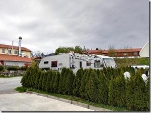 Wohnmobilstellplatz Pfronten-Weißbach