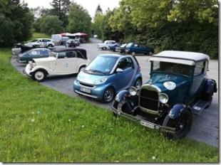 Oldtimertreffen (Ford)