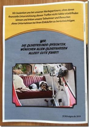 Oldtimertreffen (BMW Isetta 250)
