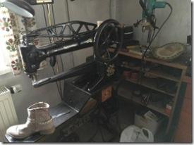 Schuhmacherwerkstatt