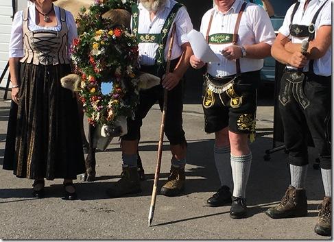 Viehscheid Nesselwang