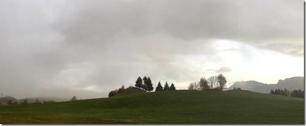 Weißbach im Herbst