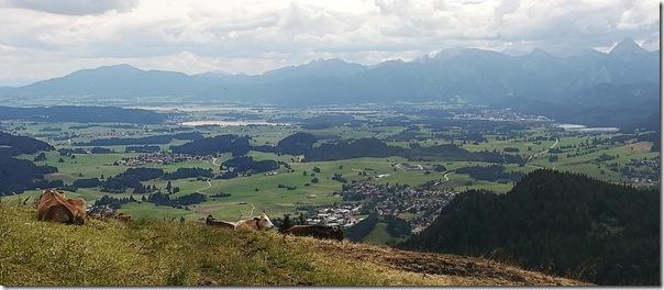 Uschis Wanderung zur Alpspitze