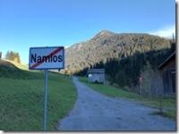Ausflug nach Namlos