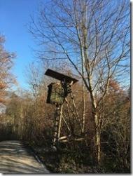 Winterspaziergang im Herbst-Look