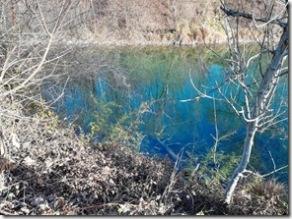 blauer Weißensee?