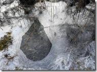 bizarre Eiswelten