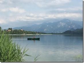 Der grüne Weißensee