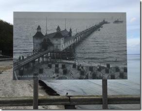 1. Seebrücke von 1906