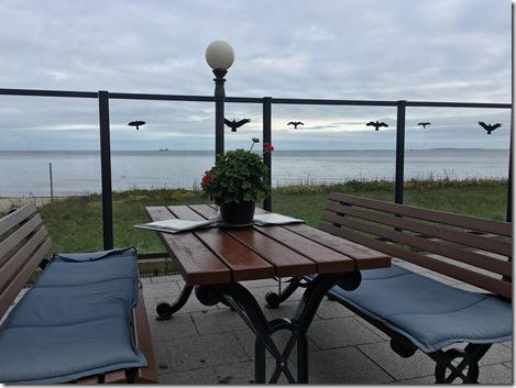 Strandpromenade Thiessow