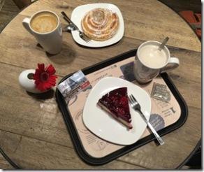 Bäckereicafé Junge Stralsund