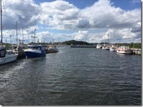 Hafen Thiessow