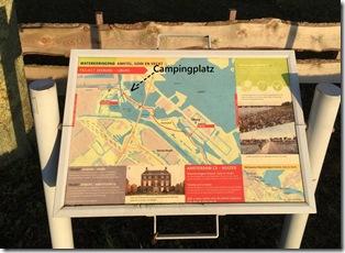 Lageplan Camping Zeeburg