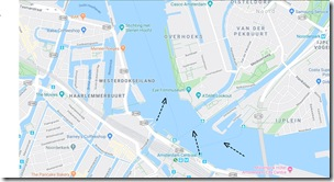 Fähren Amsterdam