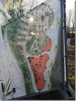 Landgewinnung Camping Zeeburg