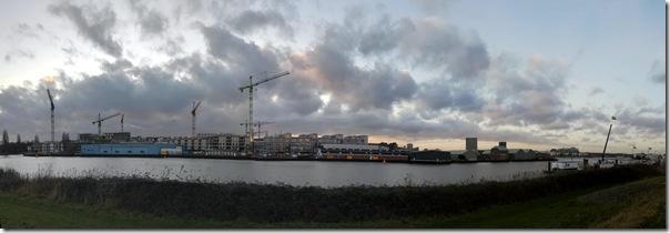 Neubaugebiet Amsterdam