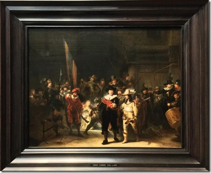 Die Nachtwache von Rembrandt