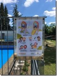Spielplatzregeln